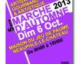 Marché d'automne Neauphle-le-château
