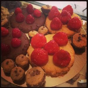 Tartelette cookies