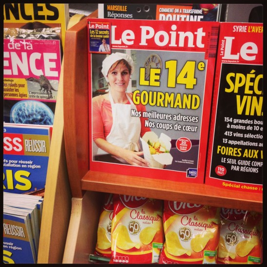 Presse – Le Point Gourmand Paris 14 : Les Cookies de Monttessuy