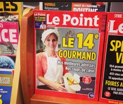 Presse - Les Cookies de Monttessuy - La UnedansLe Point