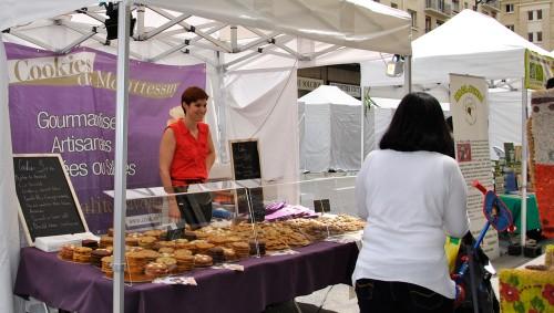 Marché Gourmand Paris 11 – Rue de la Roquette