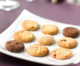 Mini-cookies sucrés