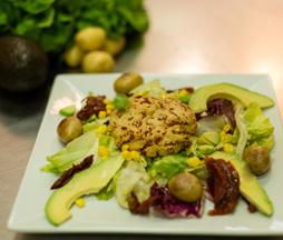 salade du jour paris 14