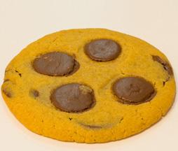 cookie chocolat au lait