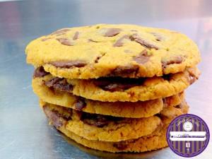 cookies chocolat lait