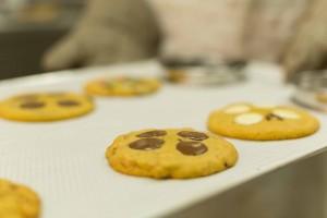cookies paris - tout chauds