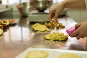 Recette cookies salés conté