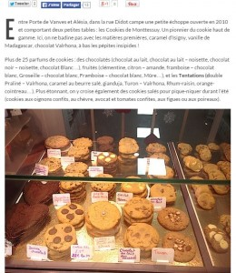 parisianavore cookies paris 14