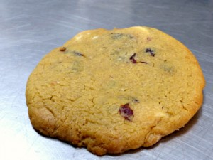 cookie 50g : le Menu