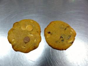 cookies 75g vs 50g