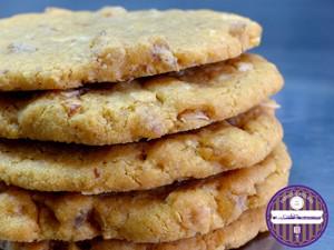 Cookies citron amandes