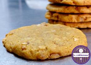 Cookies citron et amandes