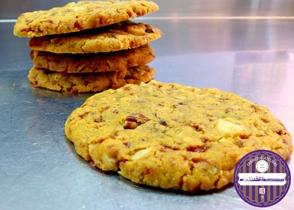cookies 3 noix caramelisées au beurre salé