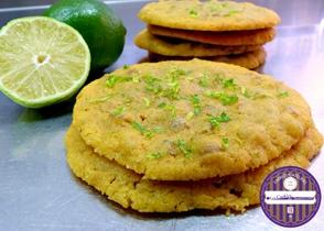 cookies citron et citron vert