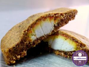 cookies framboise meringuée