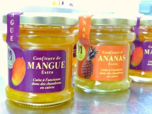 confiture mangue artisanale 2