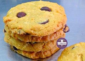 cookies chocolat noir noix de coco