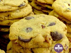 cookies chocolat noir noix de pecan