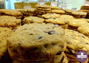 cookies chocolat noir pecan