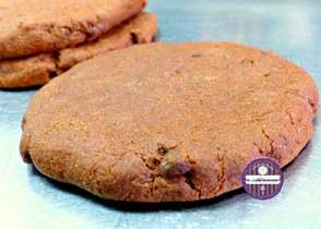 cookies tout chocolat moelleux