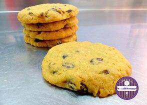 cookies flocons d avoine raisins secs