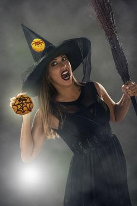 Les Cookies d'Halloween font des émules chez Elle