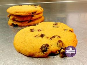 cookies rhum raisin