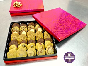 Coffret cadeaux gourmands « So Girly »