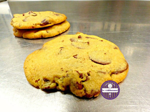 cookie chocolait pecan