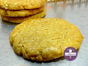 cookies à la frangipane