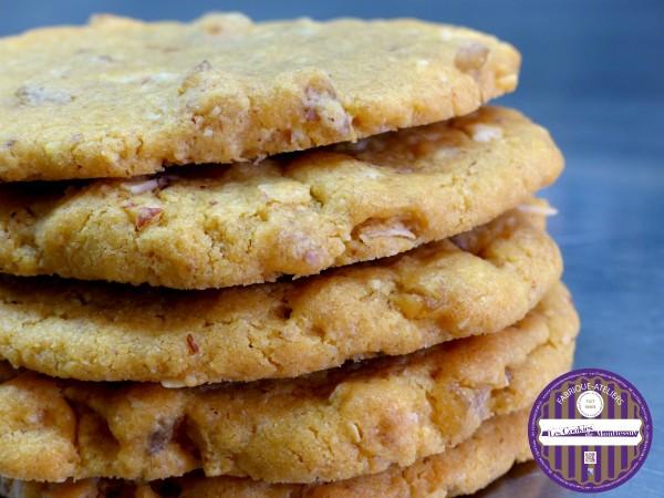 cookies citron amande