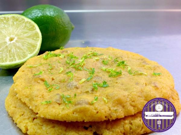 cookies citron vert