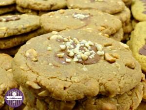Fabrique cookies – Double praliné