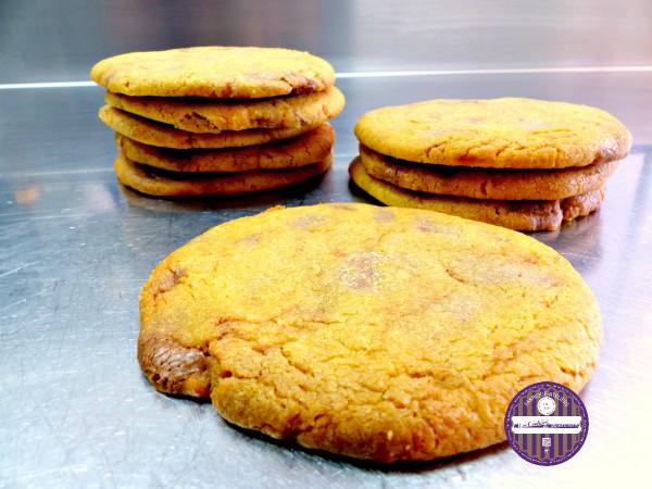 cookies gianduja