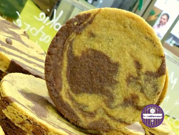 cookies marbré