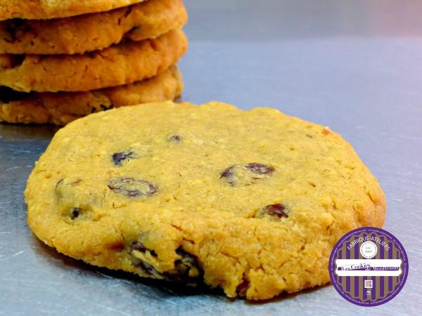 cookies oatmeals raisin