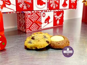 recharge cookies pour calendrier de l Avent à garnir
