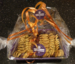 buffet mini cookies moelleux