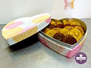 Cadeau gourmand Saint Valentin «Papillon»
