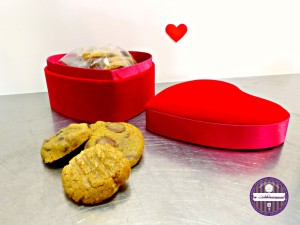 coffret gourmand saint valentin