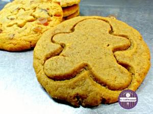 cookies épices de noel