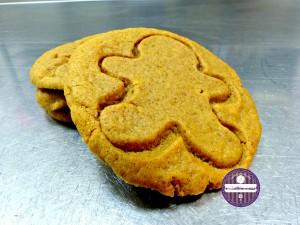 cookies aux épices de noel