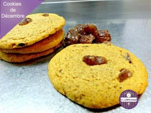 cookies châtaigne