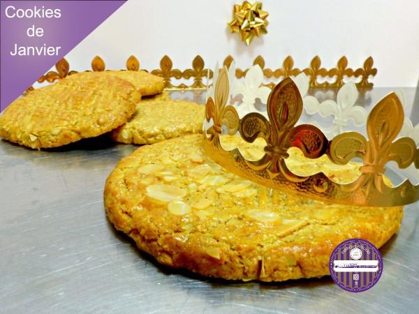 cookies frangipane