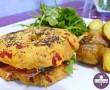 bagel chorizo