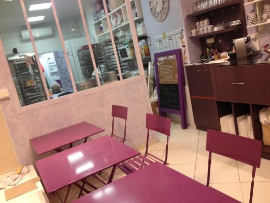 Snacking chic du 88 rue Didot Paris 14 : testé et approuvé par Elle