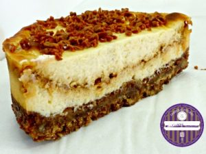 Cheesecake 10/12 parts