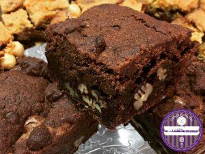 Browkie tout chocolat