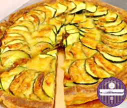 Cookiche évasion : la quiche courgette lait de coco curry