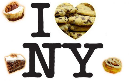 Pâtisseries américaines françaises : l'escapade New-yorkaise de Elle